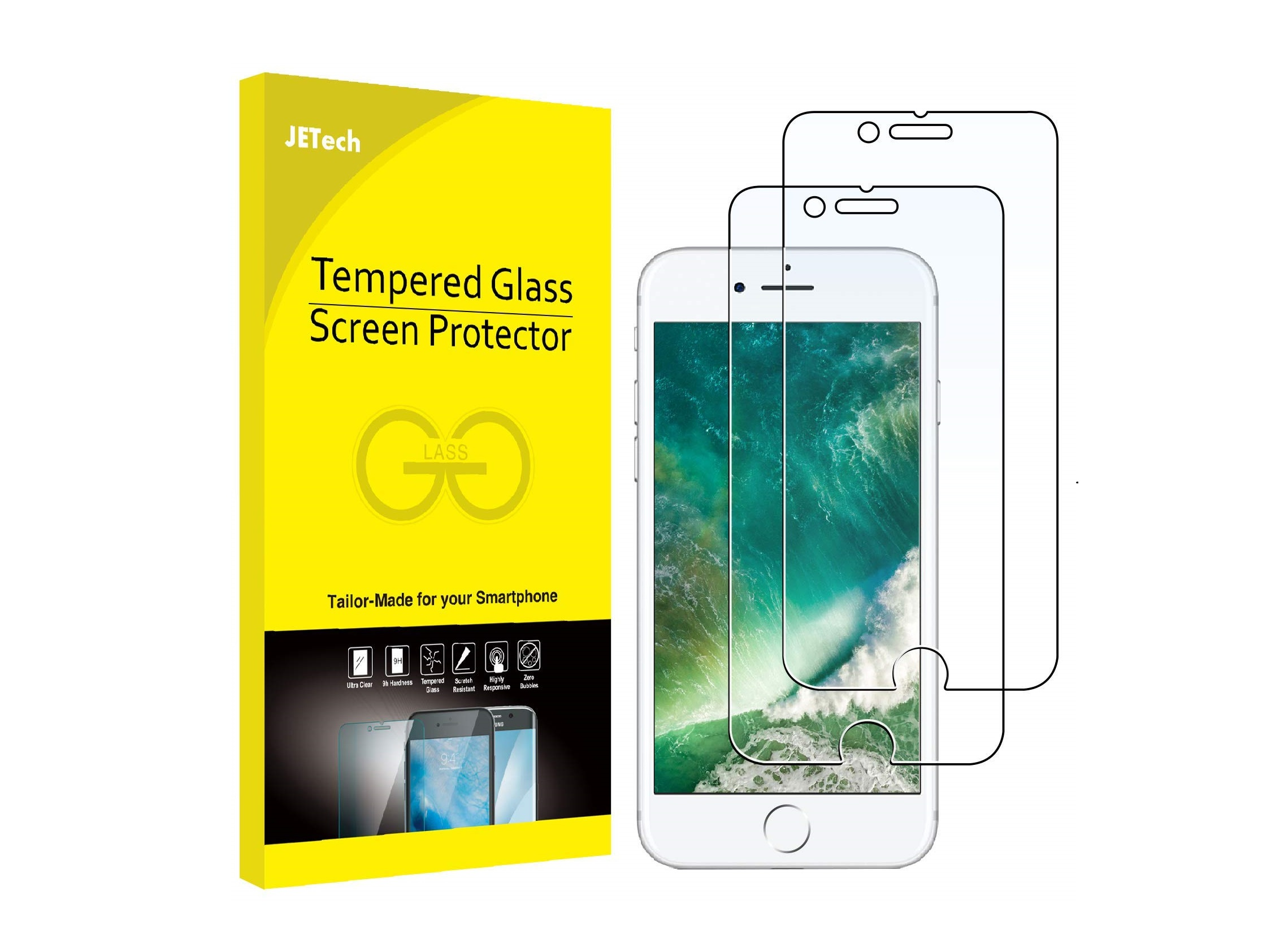 TOP 5 BEST IPHONE SCREEN PROTECTOR GLASS IN 2019 REVIEWS