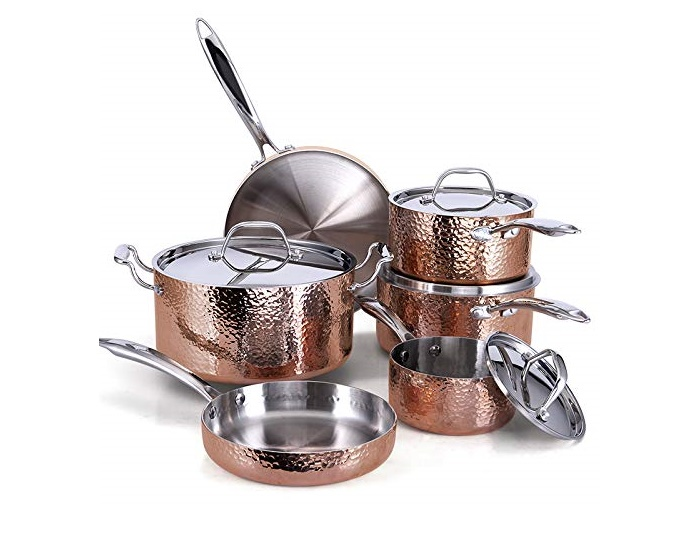 Top 5 best cookware sets in 2020 review