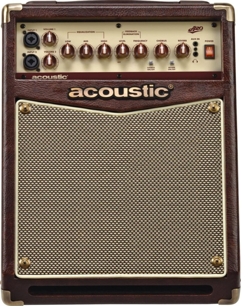 top 5 best acoustic guitar amplifiers in 2019 reviews musical instruments. Black Bedroom Furniture Sets. Home Design Ideas