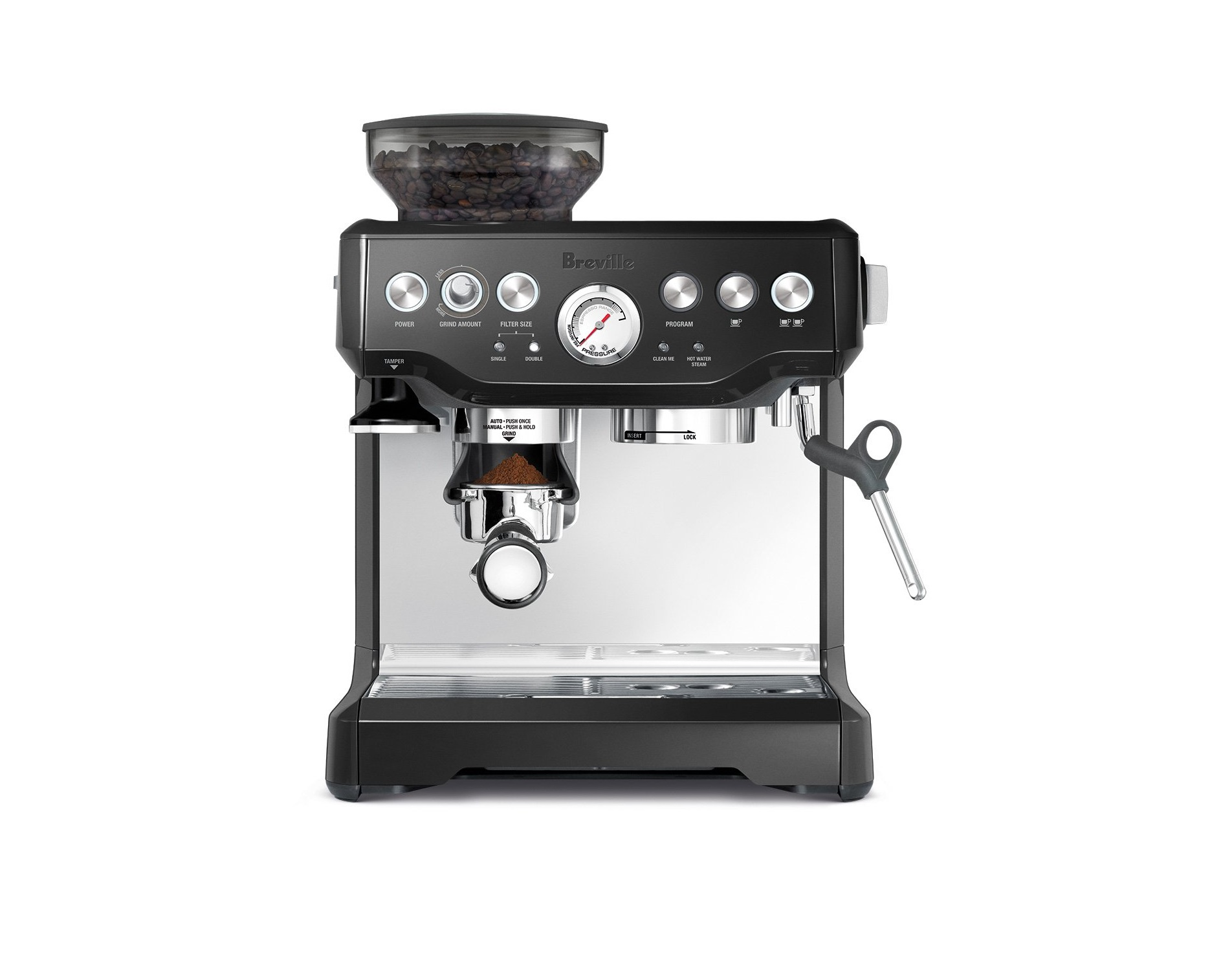 Top 5 Best Breville Espresso Machines Review in 2020