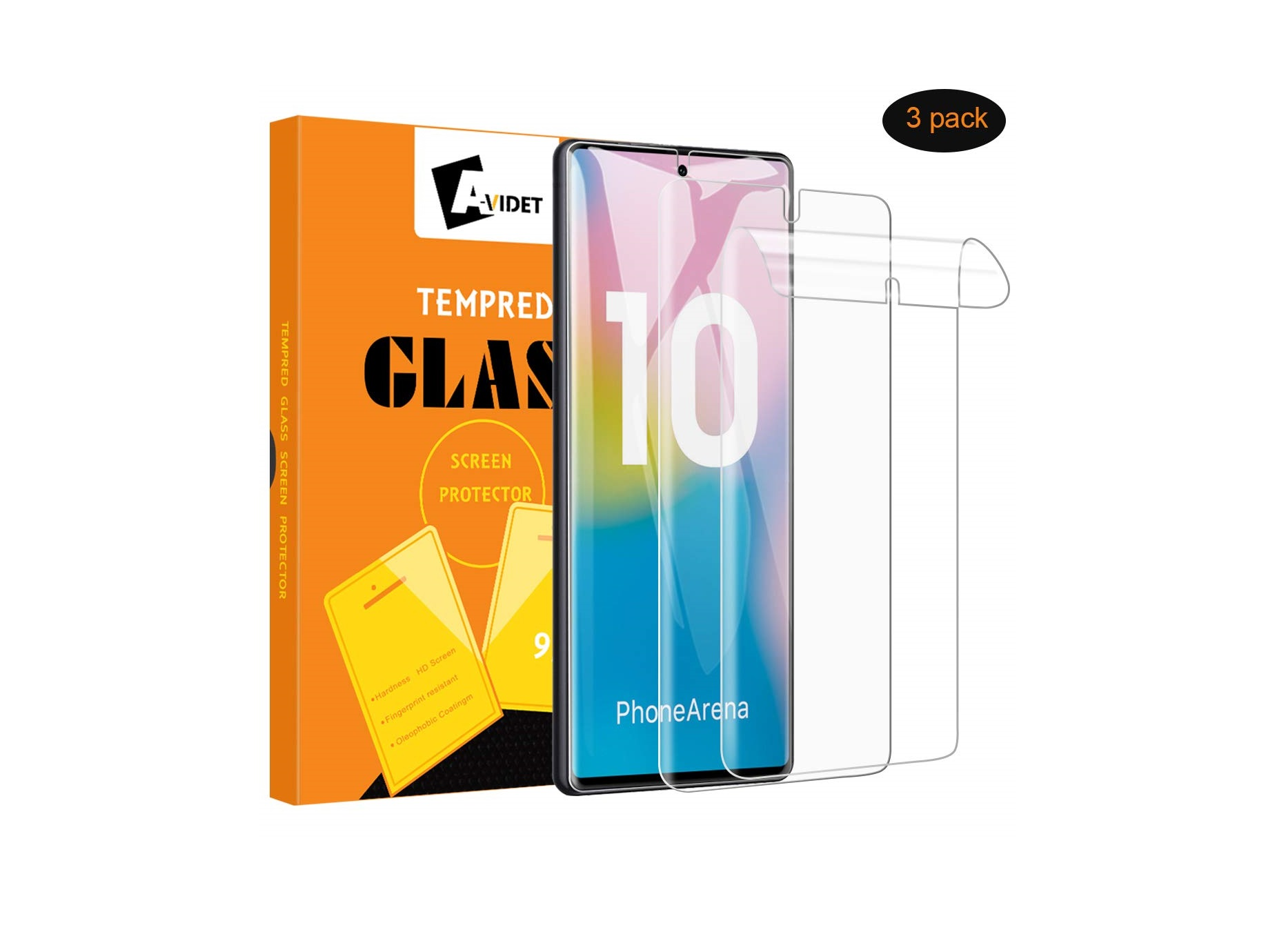 Top 5 Best Galaxy Note 10 Screen Protectors in 2020 Reviews