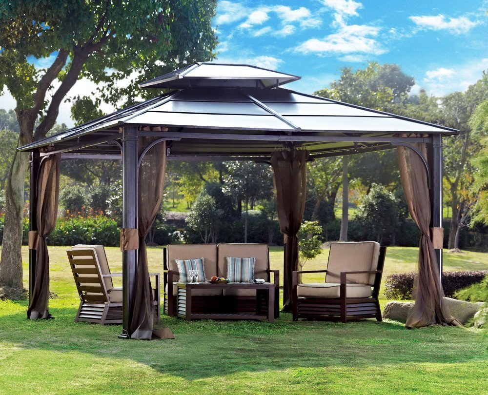 Top 5 Best Hardtop Gazebo  in 2020 Reviews