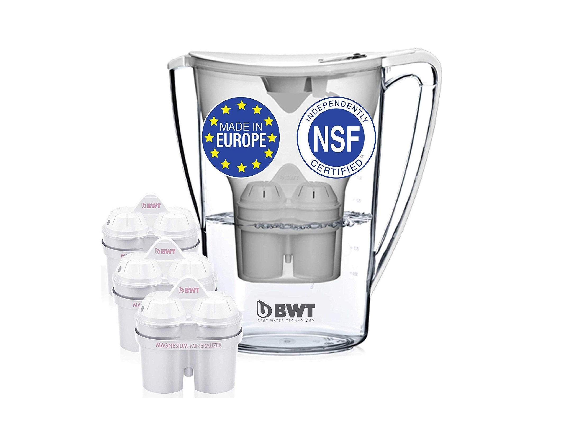 Top 5 Best Alkaline Water Pitchers In 2020 Reviews