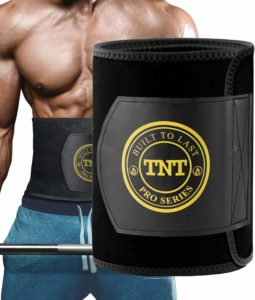 TNT Pro Series Waist Trimmer Belt, Size XL, 60-Inch Length for Men & Women