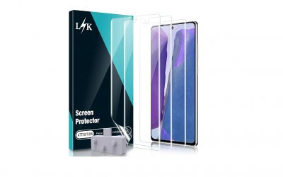 Top 5 Best Galaxy Note 20 Screen Protectors in 2021 Reviews