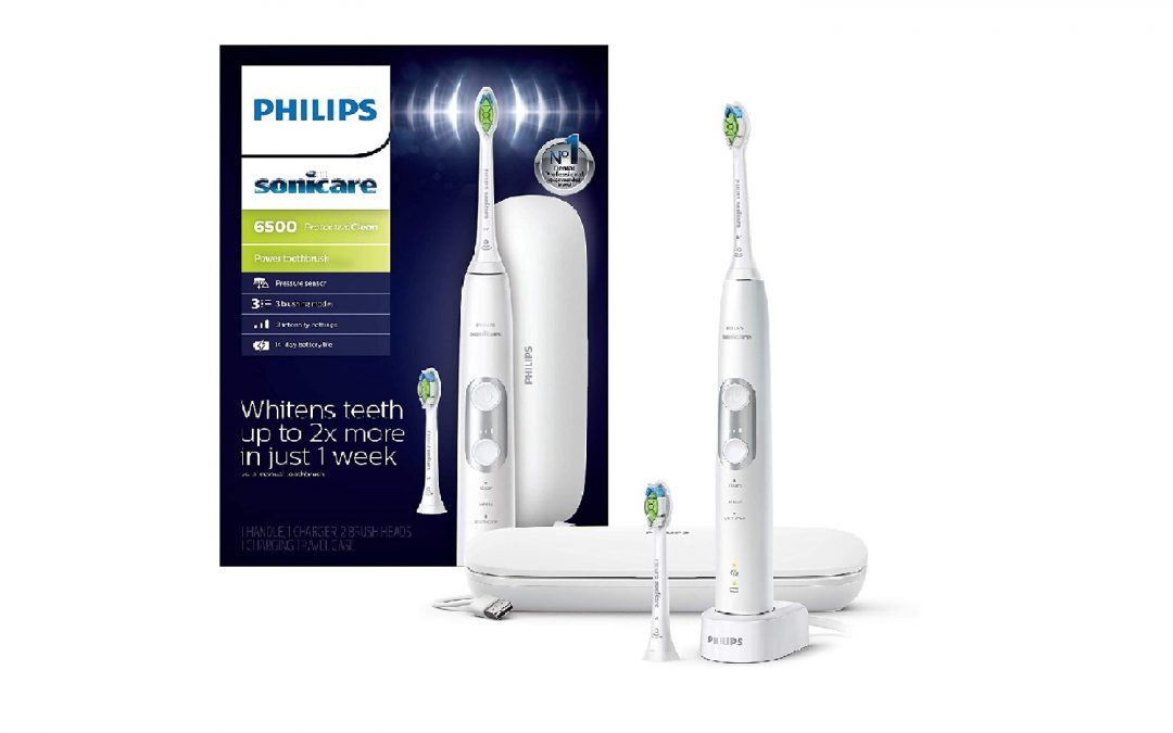 Top 5 best electric toothbrush in 2021 reviews