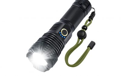 Top 5 best Rechargeable Flashlights in 2021 REVIEWs