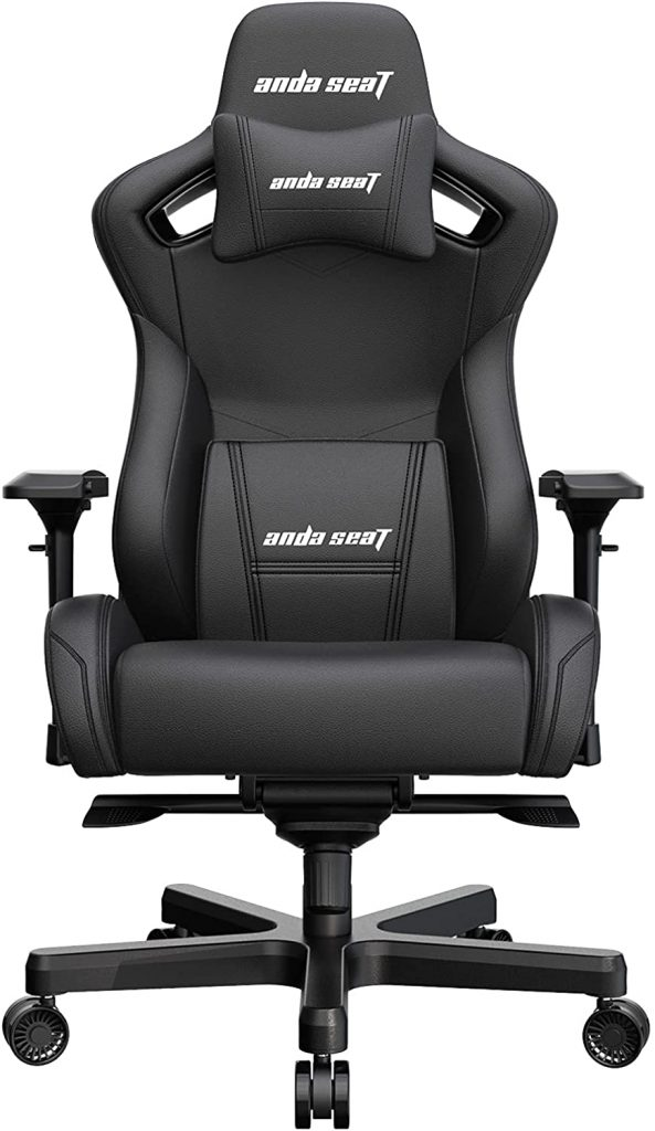 5. Anda Seat Kaiser 2 Gaming Chairs, Ergonomic XL Computer Office Chair with 4D Adjustable